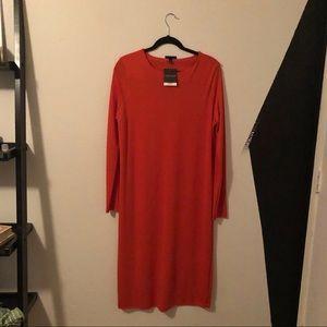 TOPSHOP Long Sleeve Maxi - NWT - Size 16